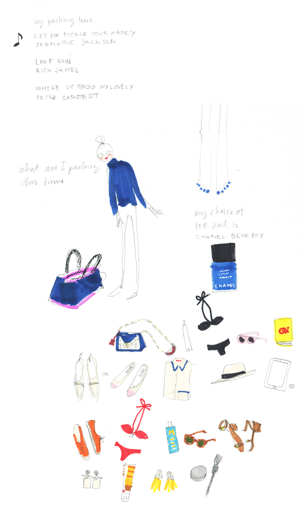 stella mccartney sandals morgana loafers celine envelope marni pyjama earrings dries van noten sunglasses giorgio armani blush nars brush yachiyo