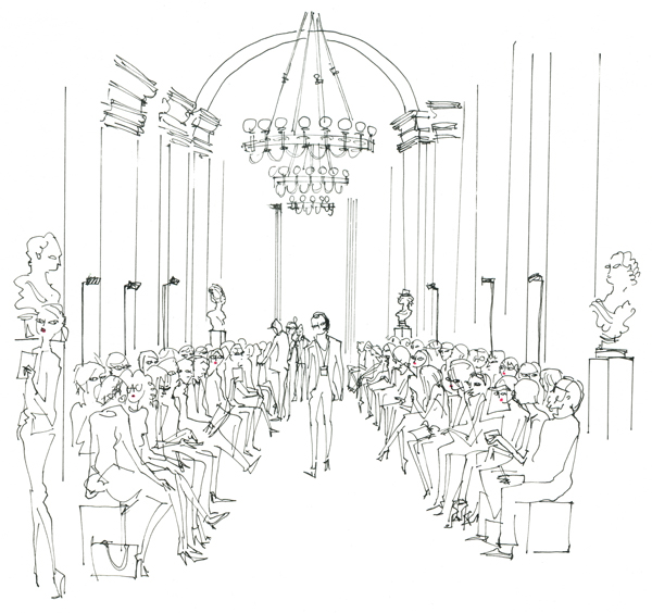 stella mccartney spring summer 2012 collection paris catwalk